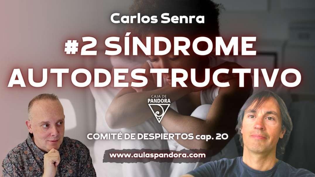 SÍNDROME AUTODESTRUCTIVO II (Comité de Despiertos cap. 20) con Carlos Senra
