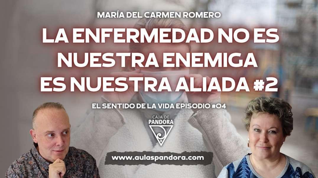 LA ENFERMEDAD NO ES NUESTRA ENEMIGA ES NUESTRA ALIADA #2