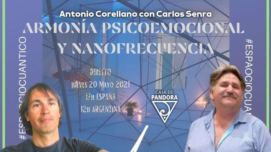 ARMONÍA PSICOEMOCIONAL Y NANOFRECUENCIA_ Antonio Corellano con Carlos Senra (360p_30fps_H264-128kbit