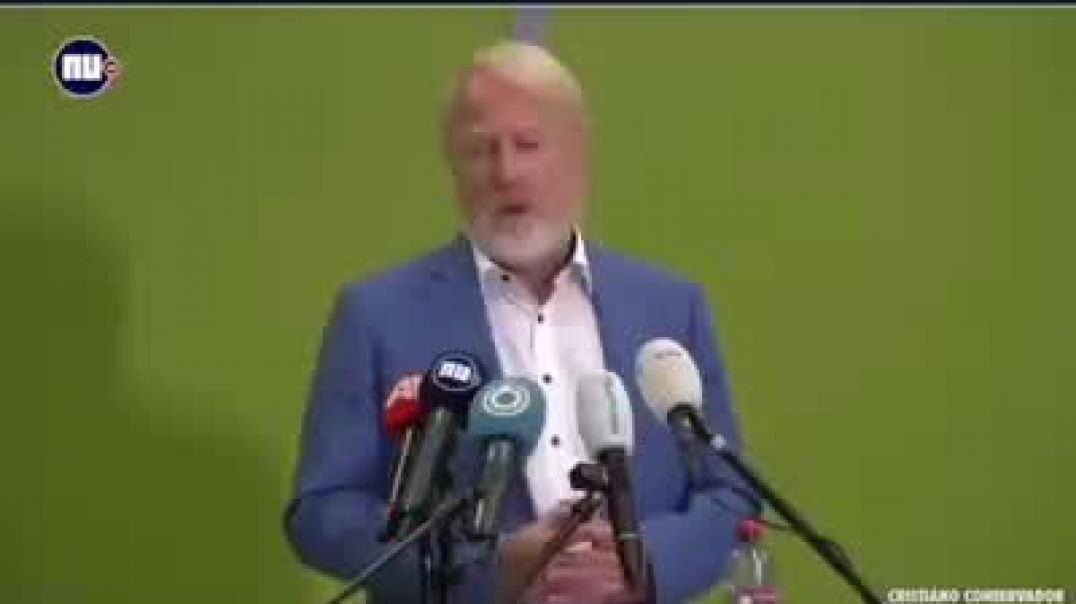 Prof. Jaap van Dissel - No existe razón científica para usar bozal.