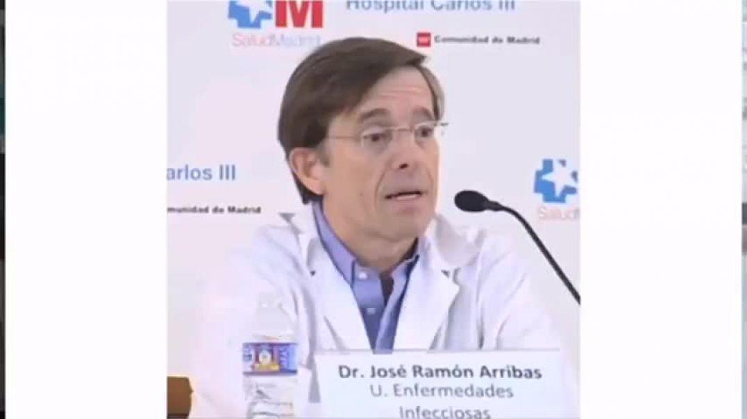 (RESUBIDA) - JEFE DE ENFERMEDADES INFECCIOSAS DE LA PAZ OPINA SOBRE EL USO DE LAS MASCARILLAS