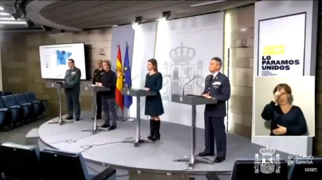 Para el Tonto Simón - ¿Como explica la diferencia de muertes entre Alemania y España?