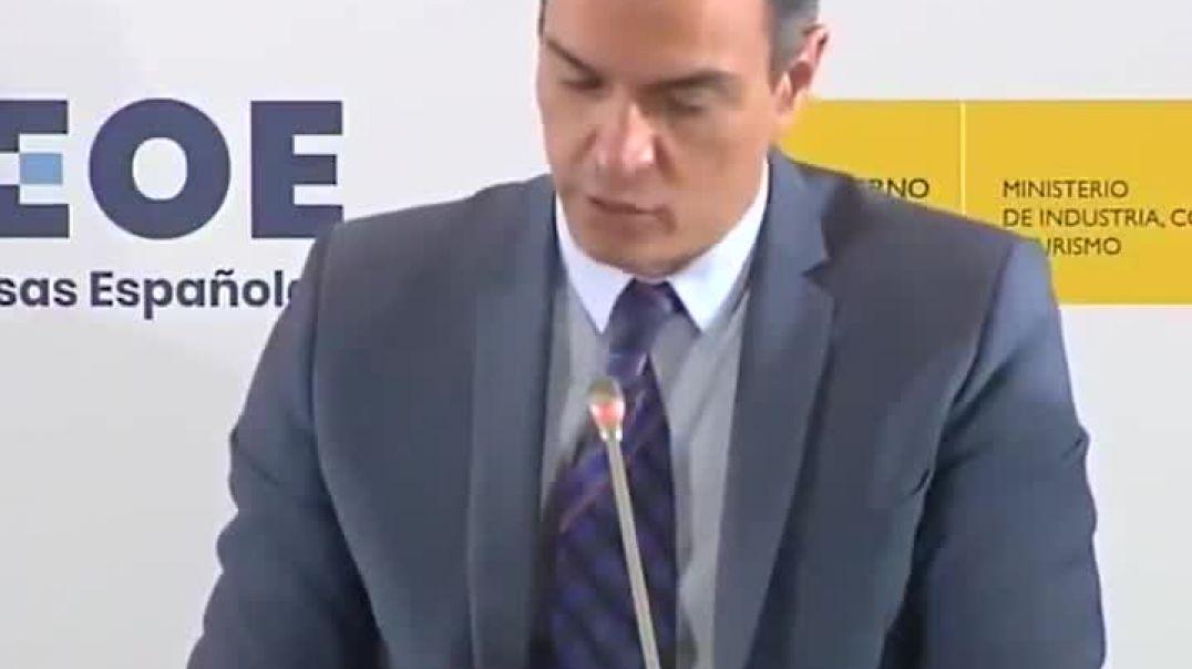 Pedro Sánchez - ¡Paredón para el felón!