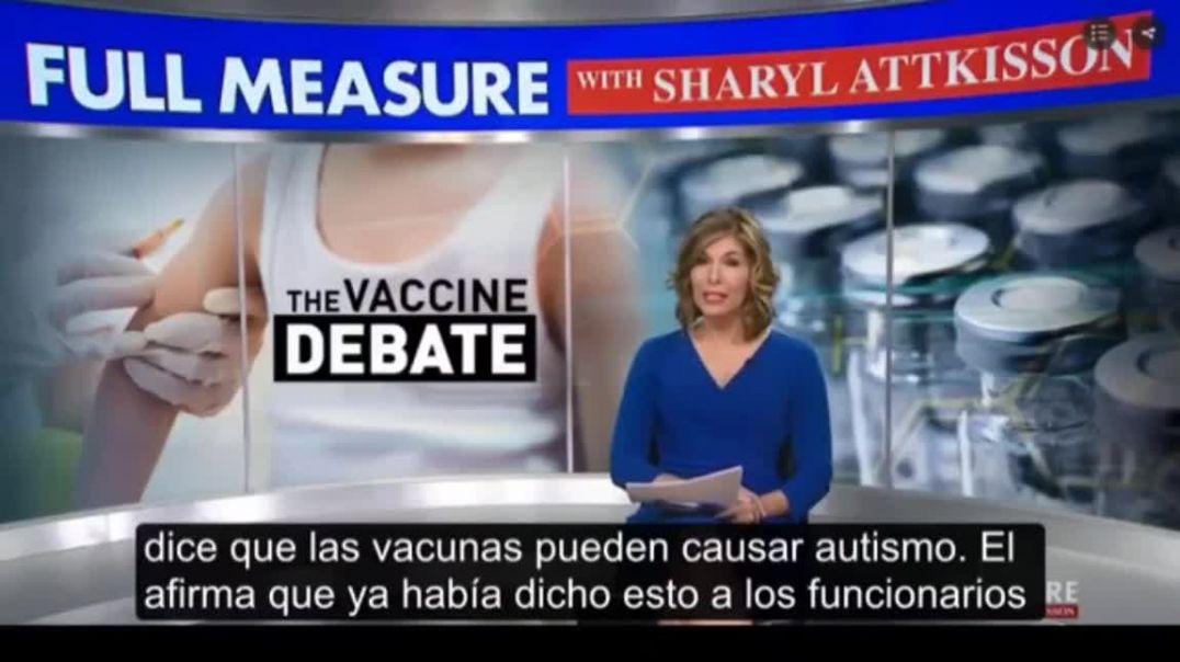 Las vacunas provocan autismo.
