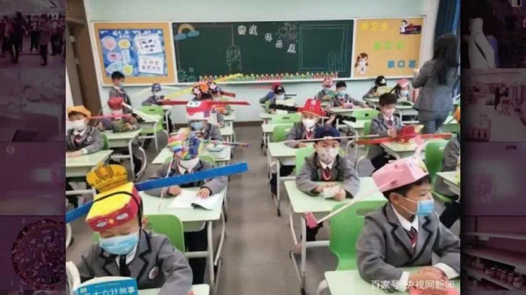 La locura de la Covid en las escuelas.