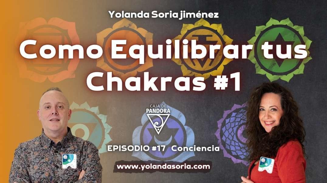 COMO EQUILIBRAR TUS CHAKRAS #1