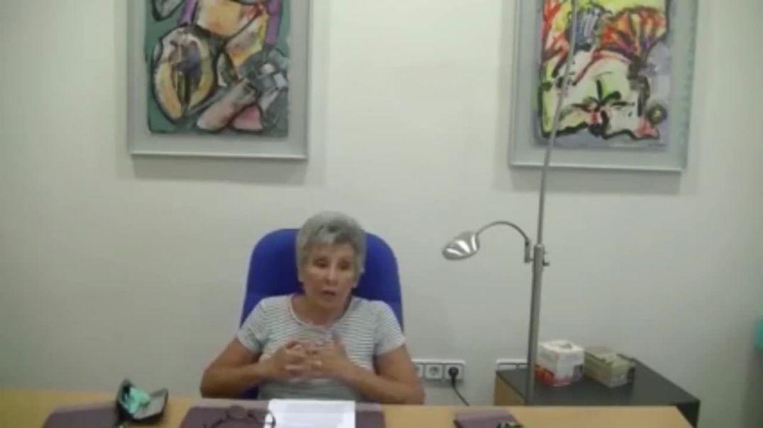 Dra. María José Martínez Albarracín - Plandemia.