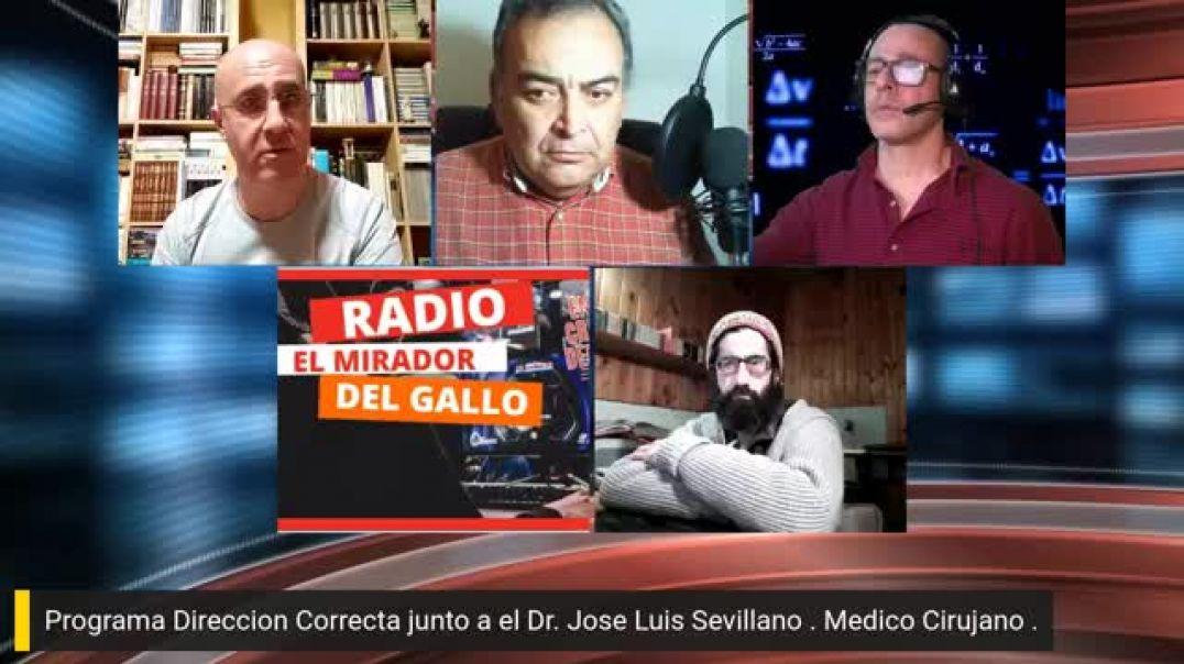 COMPLETA ENTREVISTA EN RADIO MIRADOR DEL GALLO DE LA QUINTA COLUMNA 28 JUNIO 2021