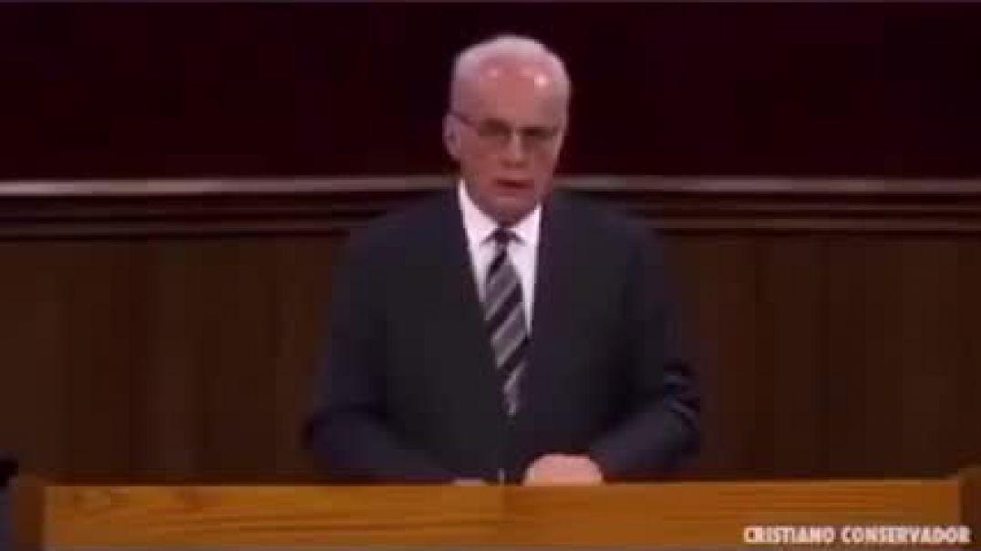 Pastor John MacArthur - No hay pandemia.