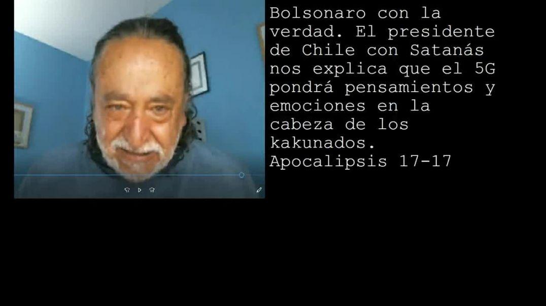 Presidente chileno y la 5G