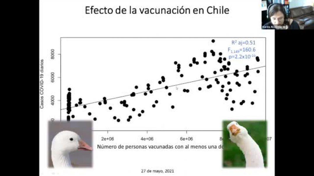Dra Karina Acevedo Chile