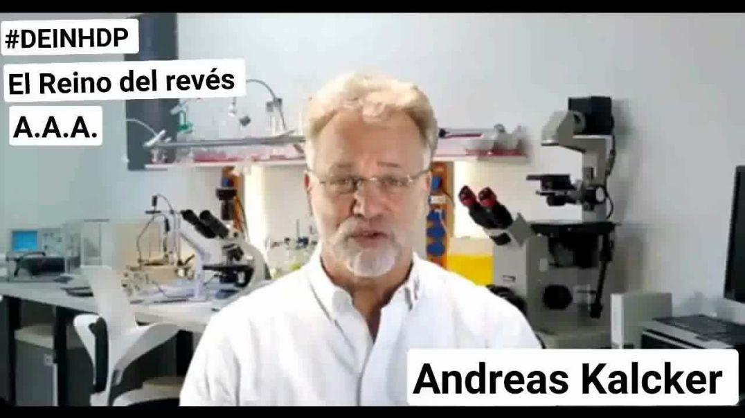 Andreas Kalcker confirma la presencia de nanocristales de magnetita en vacunas covid19. 05-06-21.