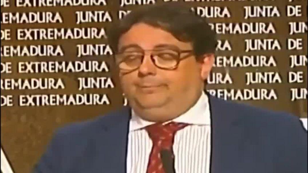 Guillermo Fernández Vara. ¡Culpable!