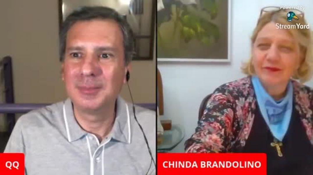 Quique Romero - Dra. Chinda Brandolino - Plandemia.
