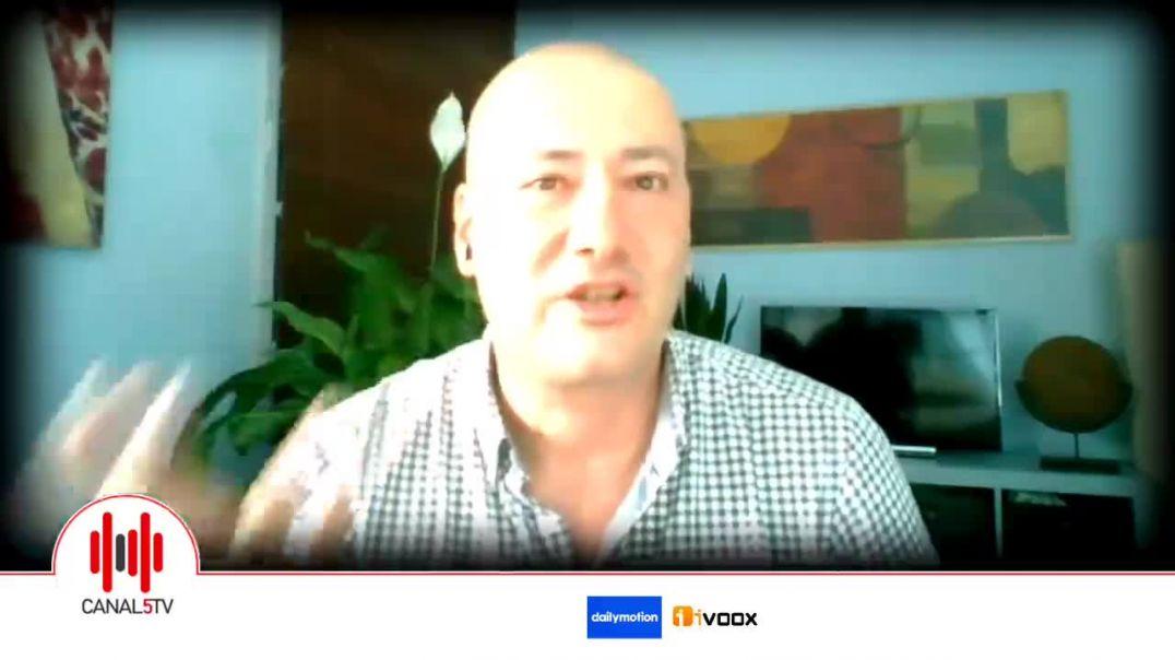 Dr. Sergio Mejia, especialista en cardiología. La pandemia acelera la implosión del sistema.