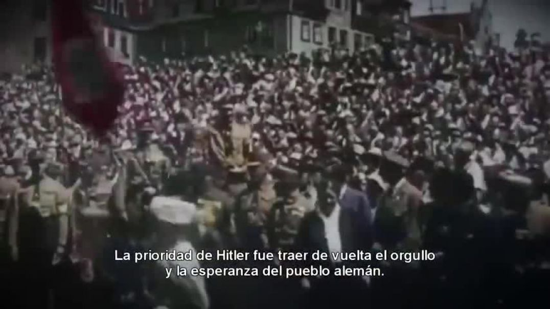 El ascenso de Adolf Hitler -  ¿De verdad te interesa la Verdad?