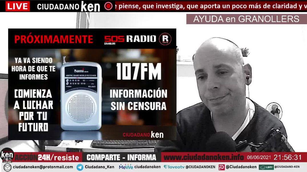 INICIATIVA DE RADIO SIN CENSURA FM EN GRANOLLERS