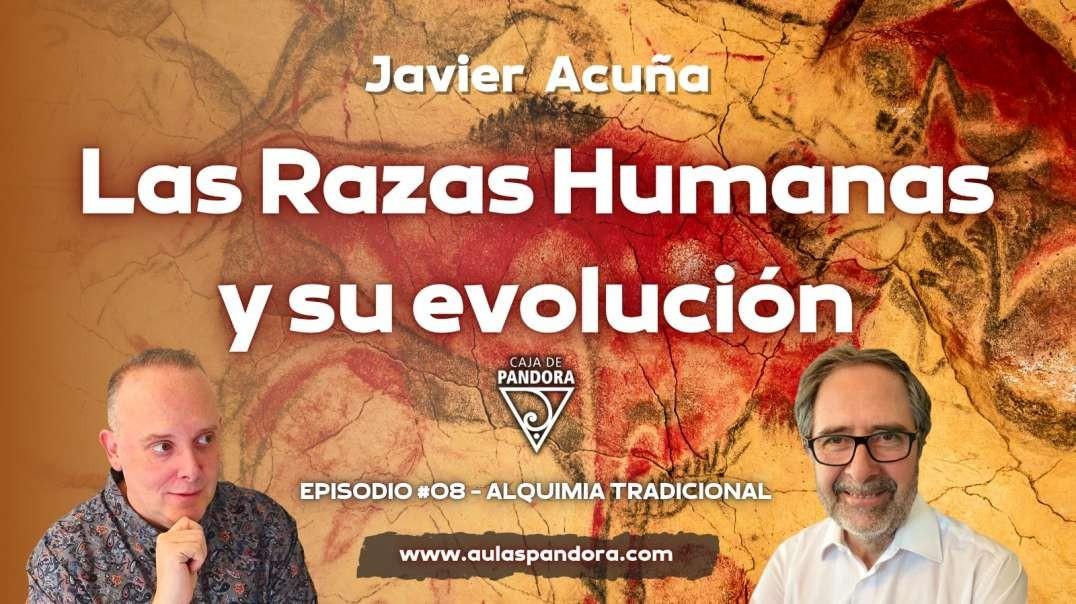 LAS RAZAS HUMANAS Y SU EVOLUCIÓN