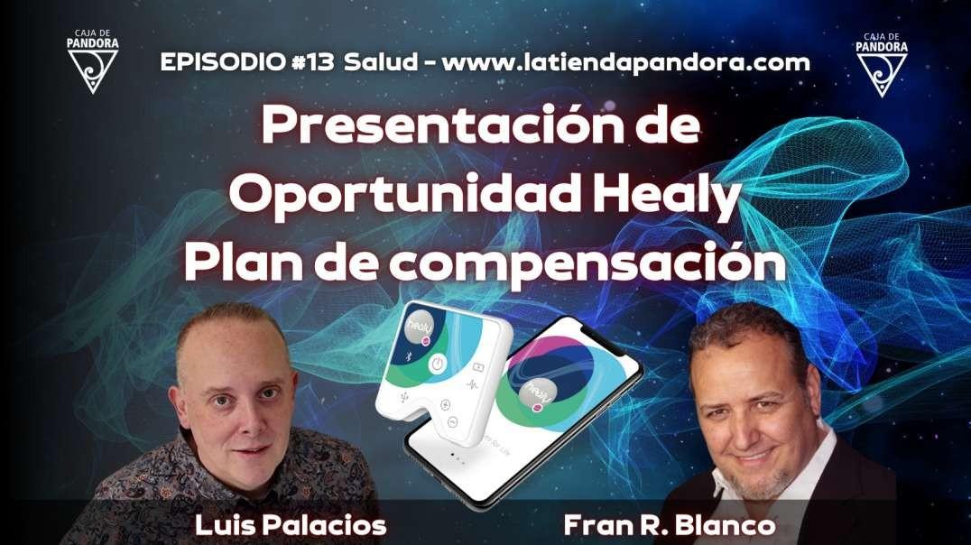 PRESENTACIÓN DE OPORTUNIDAD HEALY - PLAN DE COMPENSACIÓN