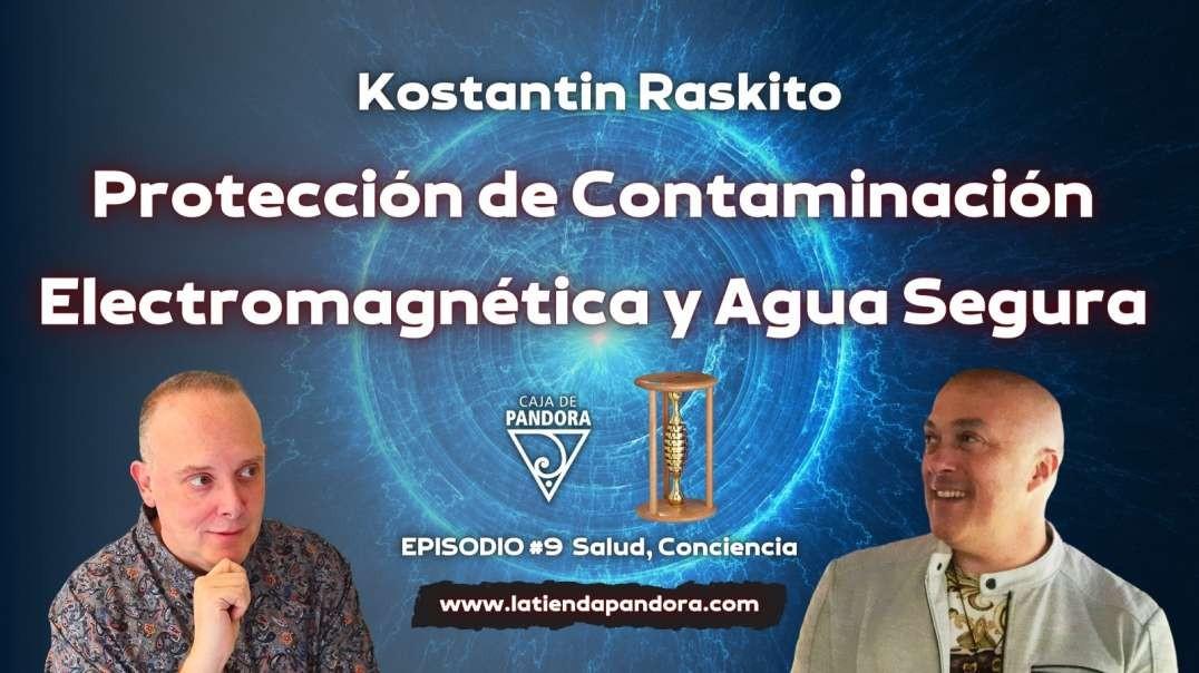 PROTECCIÓN DE CONTAMINACIÓN ELECTROMAGNÉTICA Y AGUA SEGURA