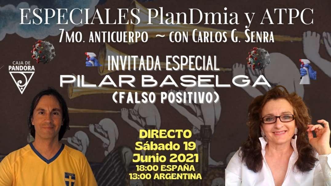 ESPECIAL TERTULIAS Sábados Episodio#7: Pilar Baselga con Carlos Senra