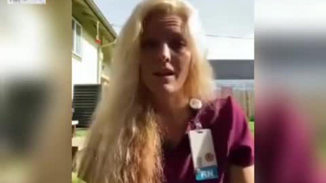 Una enfermera diplomada nos cuenta la verdad sobre el bozal.