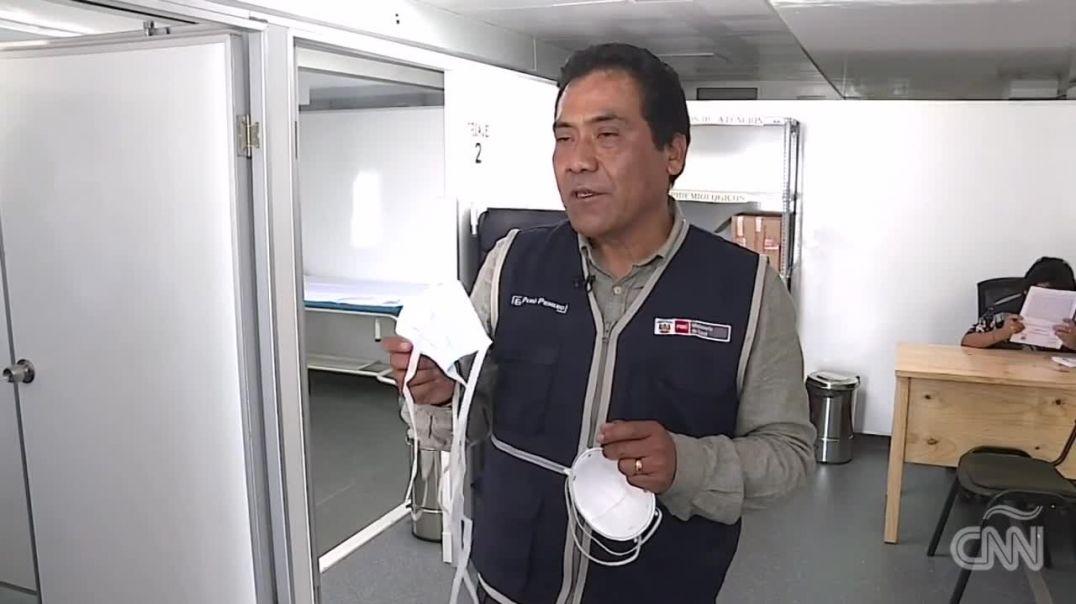 Dr. Manuel Espinoza - Usar bozal es peor.