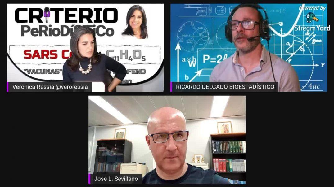 LA PLANDEMIA AL DESCUBIERTO, LA QUINTA COLUMNA Y EL DR. JOSÉ LUIS SEVILLANO PARA CANAL 6 (ARGENTINA)