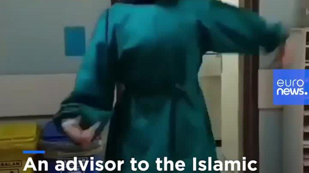 Hospitales en Irán.
