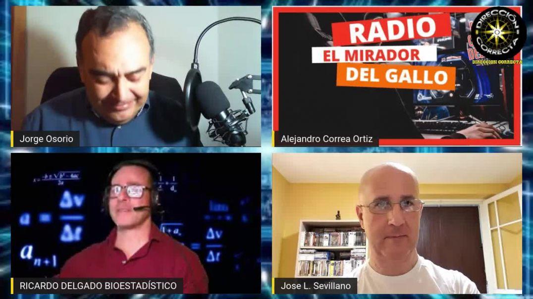 ENTREVISTA PARA LA RADIO DEL GALLO CHILE - 18JUNIO 2021 -