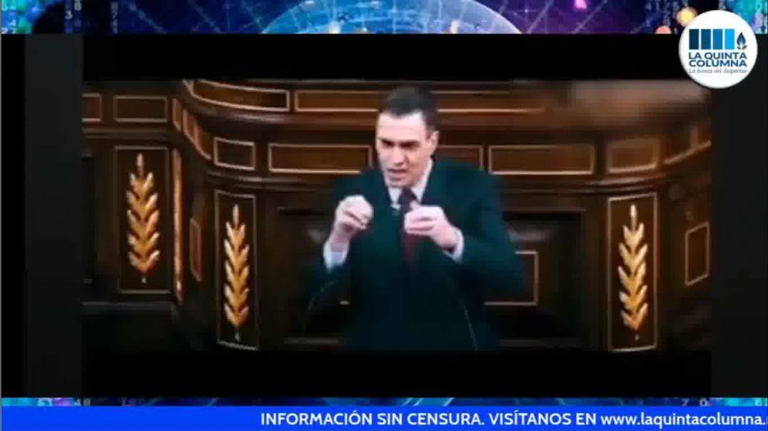 El Bufón de Pedro Sánchez Expuso el Plan
