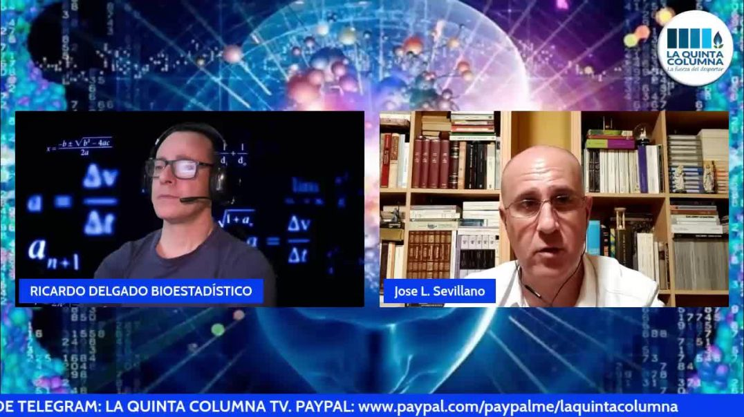 DIRECTO NOCTURNO DE LA QUINTA COLUMNA - PROGRAMA 59 - 20 JUNIO 2.021