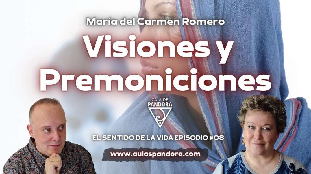 VISIONES Y PREMONICIONES