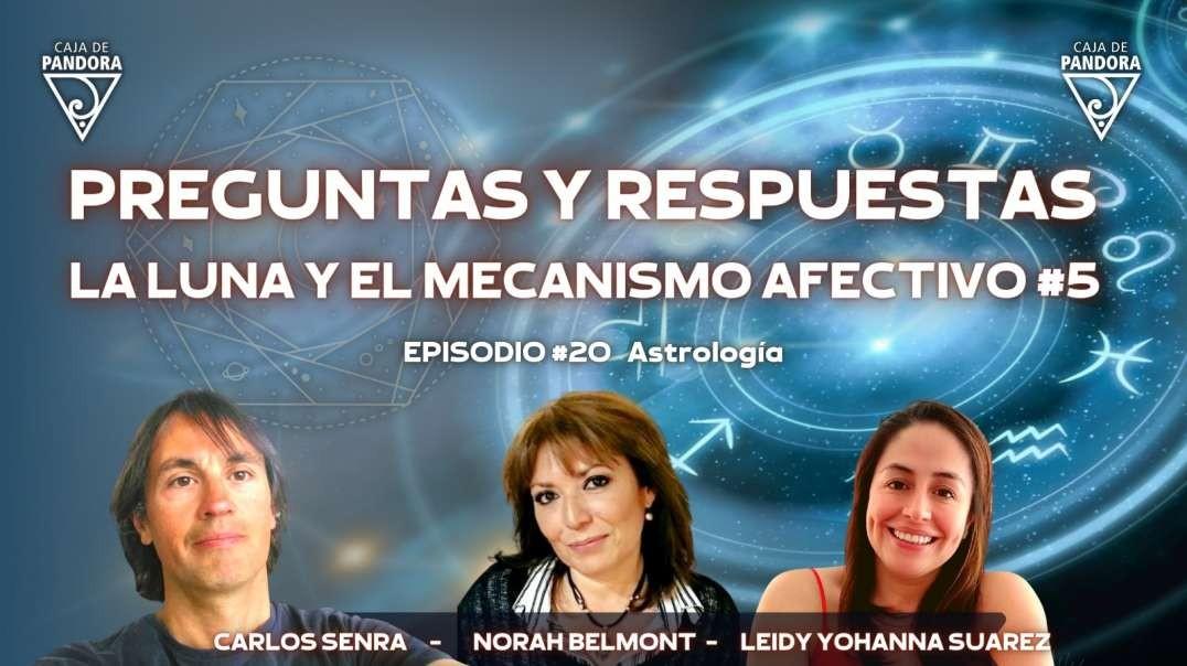 PREGUNTAS Y RSPUESTAS con  Norah Belmont y Leidy Yohanna Suárez