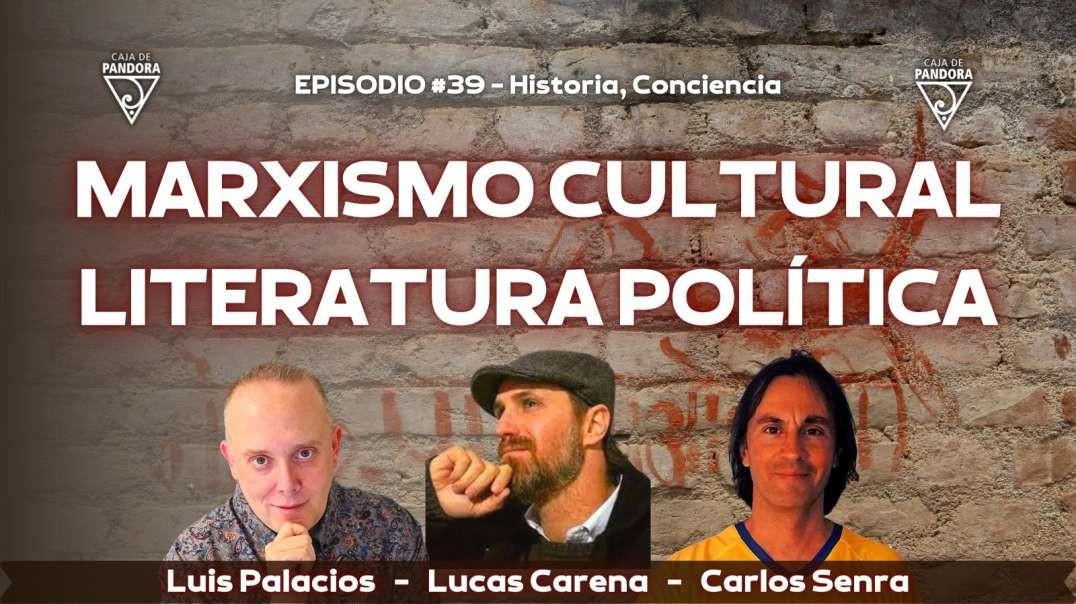 MARXISMO CULTURAL LITERATURA POLÍTICA