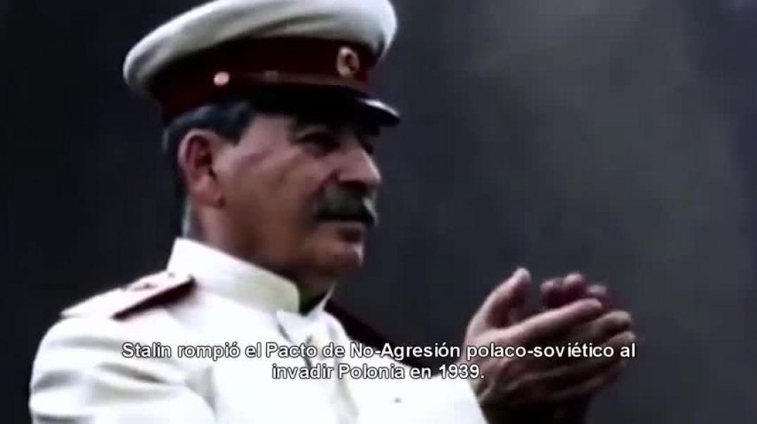 """Operación Barbarroja... - """"Aliados, los Verdaderos Genocidas de la II.GM"""""""
