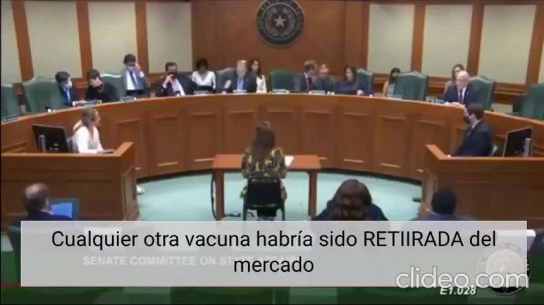 Detener la vacunación obligatoria y los pasaportes de vacunas en Texas.