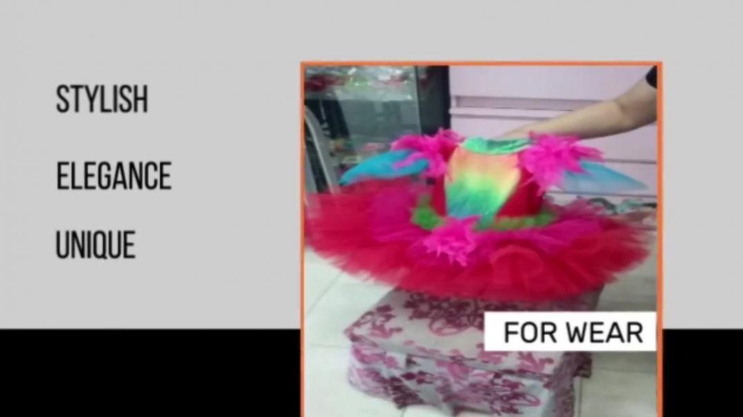 fantasy fashion lady parrot