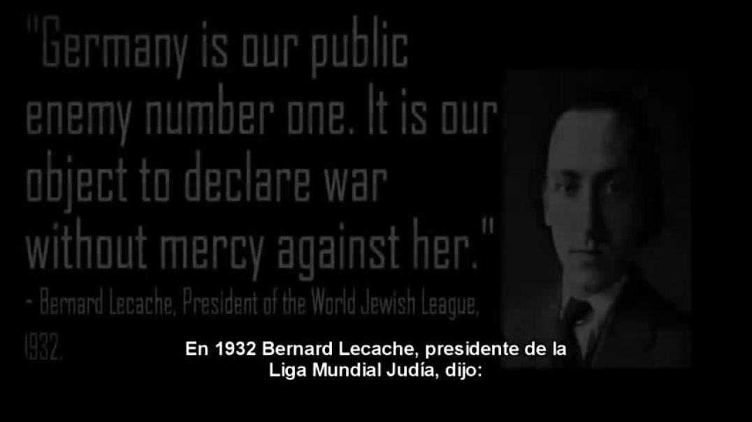 Judea le declara la guerra a Alemania; más tarde consiguen su ansiada 2. GM.