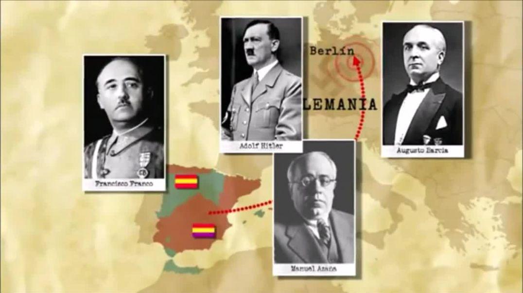 Cuando los republicanos pidieron apoyo militar a Hitler.