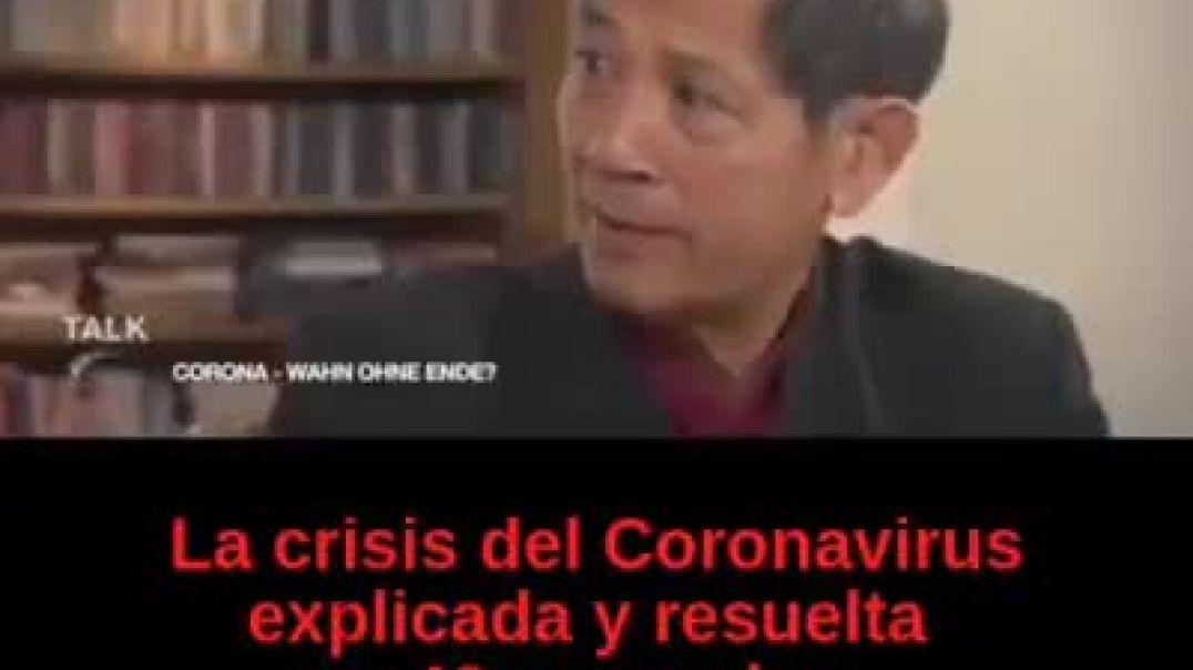 No hay crisis, hay control de las masas.