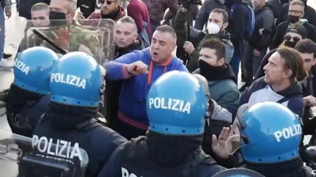 Italia... Es una Guerra.