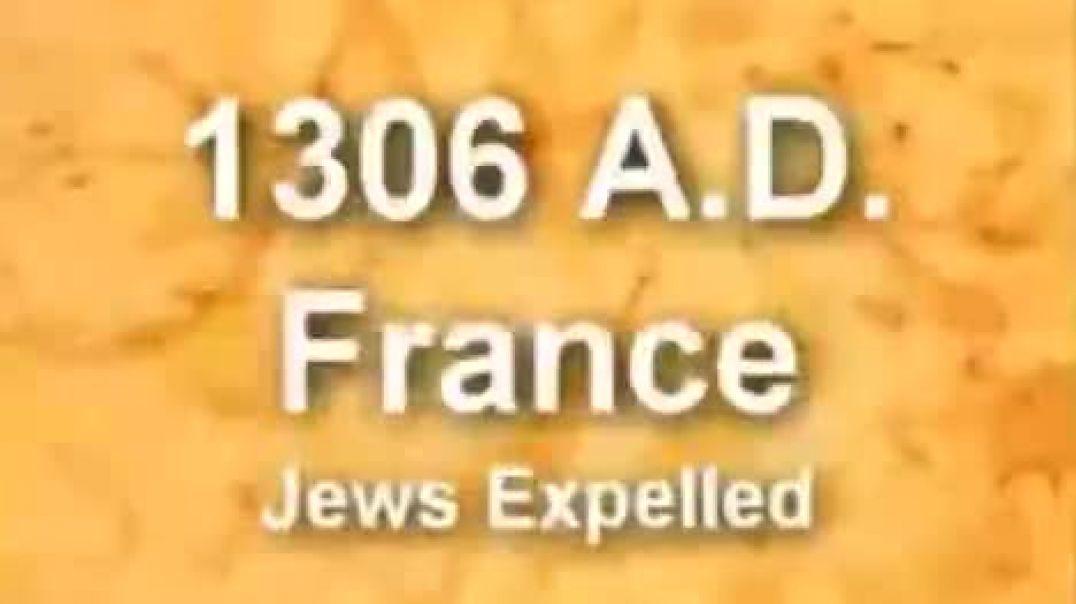 ¿Por Qué Crees que Fueron Expulsados por Todos los Pueblos de la Historia?