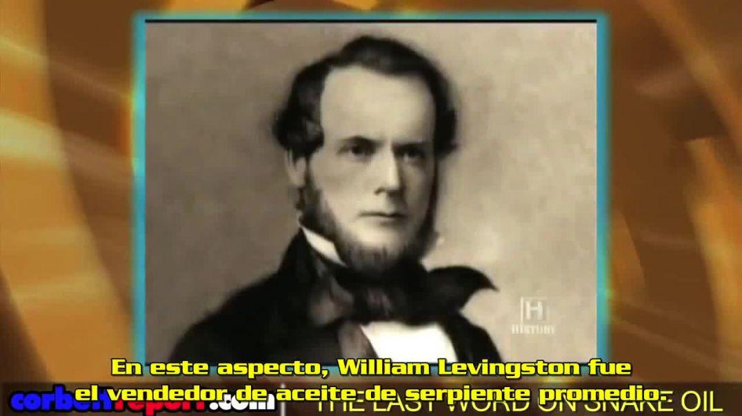 William Avery Rockefeller.  Vendedor de aceite de Serpiente - James Corbett.