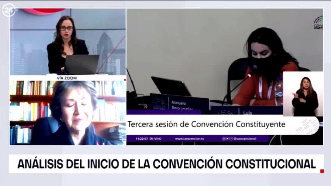 2021-07-08 Atribuciones de la constituyente en Chile