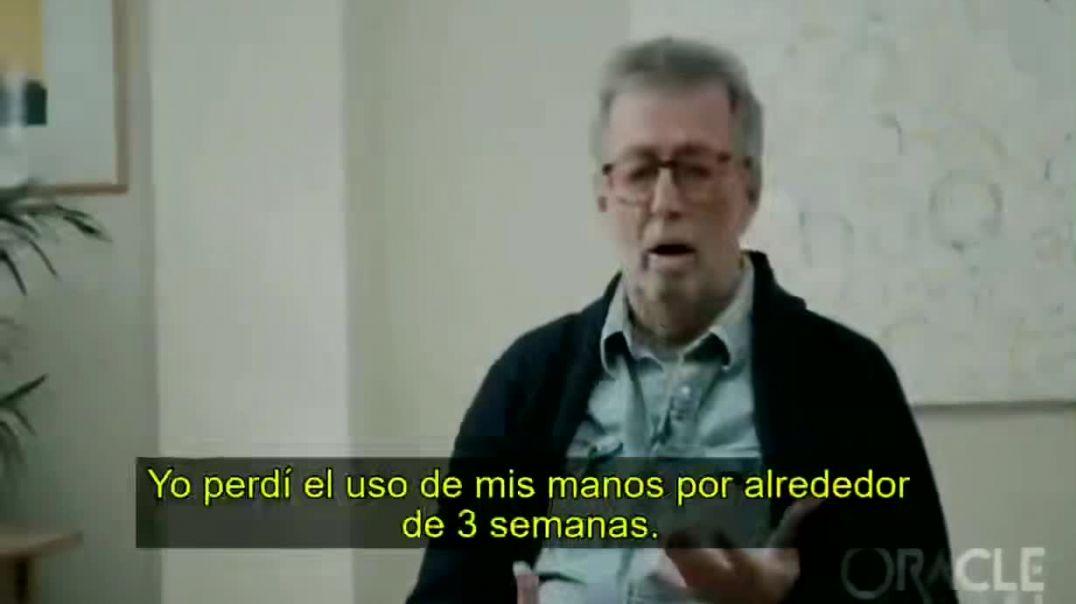Testimonio de Eric Clapton sobre la vacuna del COVID