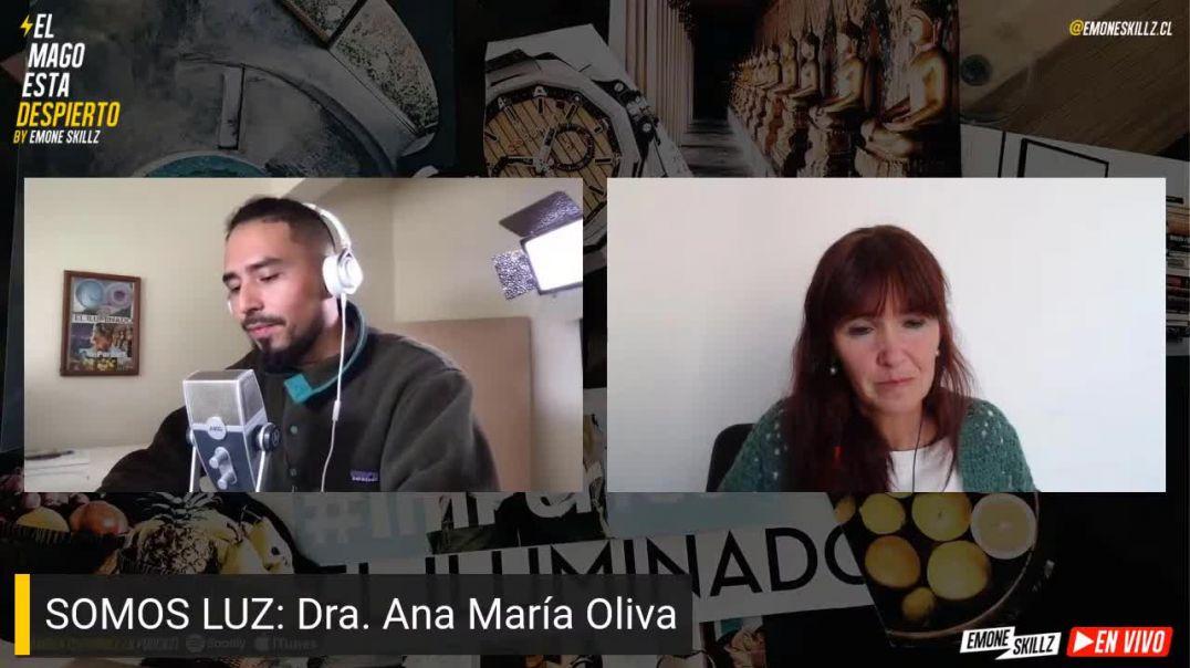 SOMOS LUZ con @Ana María Oliva, Dra en Biomedicin_@EMONE SKILLZ editado extracto