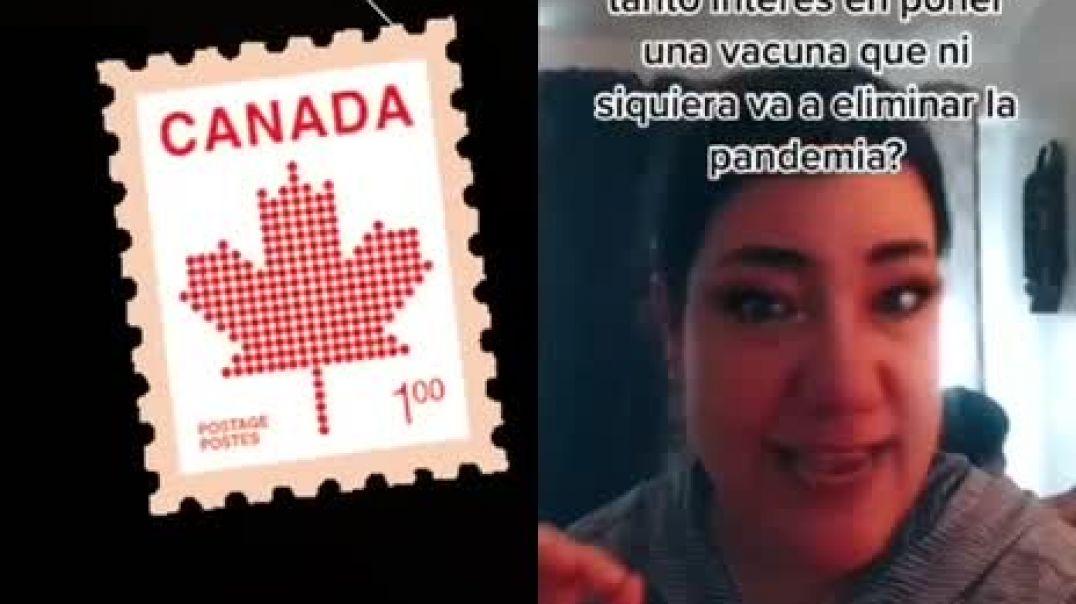 Coacciones en Canadá para kakunas Covid-19... ¡Basta!