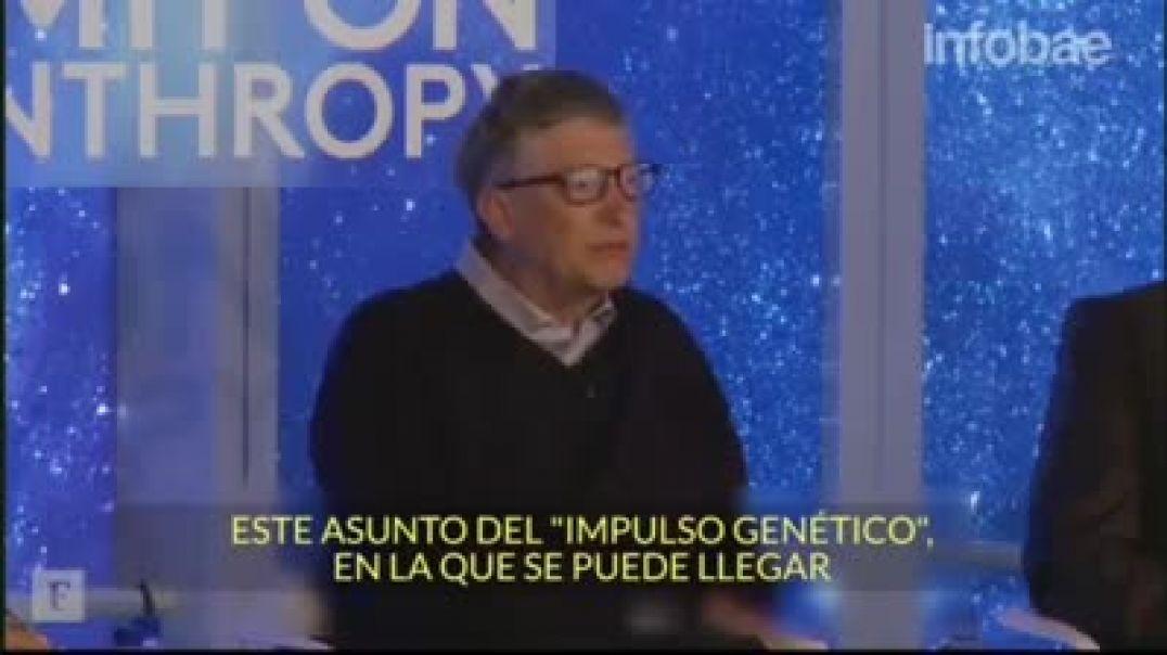 Genocida Gates y el Zika.