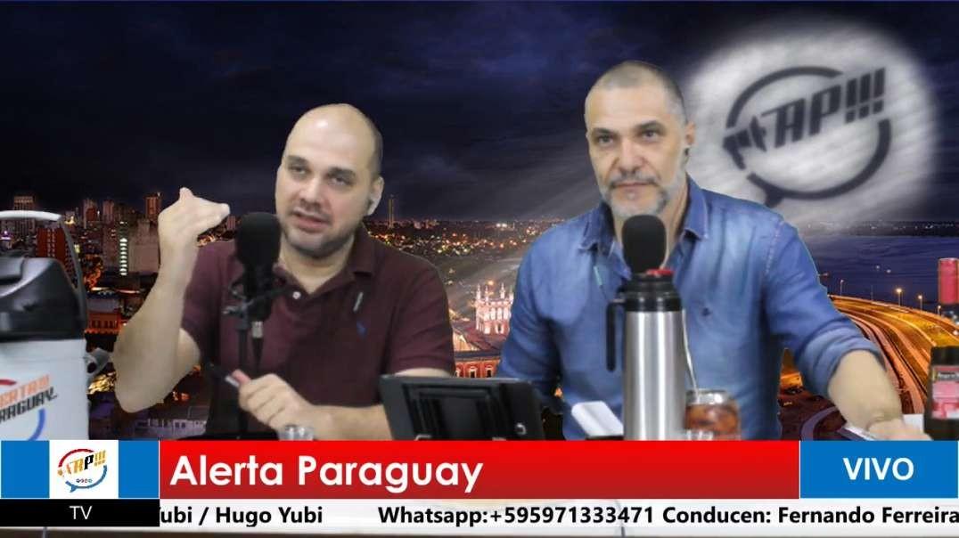 ALERTA PARAGUAY Programa Nº: 68 (21/07/2021)